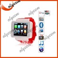 HOT!!! touch screen mobile Watch K1 Quad Band Sports Watch Phone with compass,flashlight watch cell phone