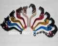 Free Shipping! High quality 6 Position Brake Clutch Lever Fit for Honda CB900 HORNET 02-06 1pcs / 10pcs (lot) NEW [LA24]