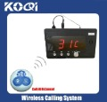 Guest call waiter device , 30pcs of guest call bell and 1 pc display receiver for waiter,novel service equipment
