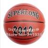 Free Shipping Superlong Soft Size7 PU Basketball,Official Size And Weight Professional Baksebtlal