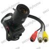 High Resolution 2.8-12mm Manual lens Mini 1/3 CMOS HD 600TVL Security Audio Video Color CCTV Camera