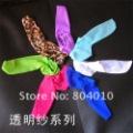 cheap Man Sexy Thong see-through mesh sheer gun bag Low-rise underwear Sale #335A White Purple-Wholesale