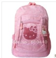 School bag/hello kitty baby bag Children's backpacks cute Kids Backpack Schoolbag Satchel New HOT Free shipping