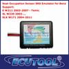 5pcs/lot Type 2 Seat Occupancy Occupation SRS Sensor Emulator for Mercedes Benz W211 W230 W171