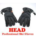 man Winter Ski sport waterproof warm gloves,-30 degree winter warm ski gloves,warm motorcycle snowboard gloves, free shipping.