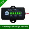 Wholesale 12V Battery Fuel Gauge Indicator For 12V Lead-Acid Battery SLA, AGM, GEL, VRLA Battery Packs