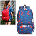 Women Girl Outdoor Canvas School Bag Shoulder Bag Backpack Casual 8207
