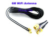 6M WiFi Antenna RP-SMA Extension Cable Wi-Fi Router Free Shipping 039