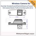 Car Camera Wireless for Hyundai Sonata/Accent/Elantra/Veracruz/Tucson KIA Carens/Santa Fe/Sorento/Opirus/K3 2012 parking camera