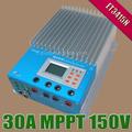 30A 48V ET3415 MPPT Solar Charge Controller 12V 24V 36V 48V auto Solar cells Panel Battery Regulators LAN Connection Ethernet