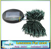 NEW Solar Powered 100 LED Fairy Light String Xmas Party outdoor Garden Decor Changeable light Free Shipping
