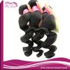 Bolin Hair Products Cheap Loose Wave Brazilian Virgin Hair Weft Human Hair Extension Weaving Hair Natural Color Tangle Free