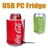 Drop Shipping Wholesale 2014 Mini USB PC Fridge Refrigerator Beverage Drink Can Cooler USB Fridge With Retail Box