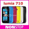 """Lumia 710 Original Nokia Sabre WIFI 3G GPS 5MP 3.7""""TouchScreen 8 GB Internal storage Unlocked Mobile Phone"""