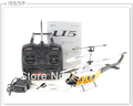 free shipping Udi U5 3ch mini indoor rc helicopter Gyro with LED toy