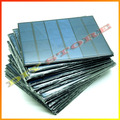20pcs/lot 6V 0.6A 3.5W mini solar panels small solar power 3.6v battery charge solar led light solar cell drop shipping-10000596