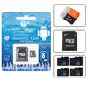 Real capacity memory card 16GB class10 Micro SD CARD 32GB Memory flash 128MB 2GB 4GB 8GB TF CARD Gift reader+Gift adapter