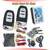 promotional Multiple-function passive car alarm system,smart key,keyless entry,push button start,remoe start,hopping code