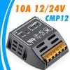 10A solar Charge Controller 12V 24V solar regulator for 120W 240W solar panel battery charge controller
