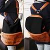 Canvas Girls Female Travel Hiking Shop Shoulder Bag Backpack Cute Bookbag Satchel Zipper Crossbody Bags 3 Colors 51