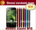 IN STOCK!! NEWEST arrival original 3 kinds version XIAOMI MIONE MIUI  Dual-core CPU 3G Mobile Phones 4''(Android+miui)os+3 gifts