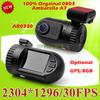 E-prance 100% Original Mini 0801 0803 Full HD Video Recorder Car Camera DVR Ambarella A7 A2 1080P 1296P SOS+GPS/8GB Optional
