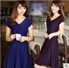 L-4XL , New 2015 Women summer dress Slim Milk Silk print Floral sexy bodycon dresses, Casual Plus Size beach dress B1024