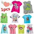 Brand 2013 New Babys Clothing Cotton Boys Clothing Girls Clothing Children's Clothes Baby T shirt (80cm-120cm) RT02