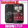 "Unlocked original G18 HTC Sensation XE Z715E G18 Android 8MP WIFI GPS 4.3""TouchScreen Cell Phone"