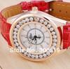 JW002 Luxury Watch Woman Fashion Imitation Diamond Shinning Quartz Watch Wrist Watch 10 COLORS relogio