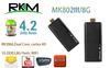 Rikomagic MK802III Dual Core Mini Android 4.1 PC RK3066 1.6Ghz Cortex A9 1GB RAM 8G ROM HDMI [MK802III]