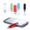 New Multifunctional Dual Plug for mobile phone USB Flash drive Mini Micro USB OTG Pen Drive Flash Memory