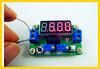 5pcs/lot dc dc step down 4.5-24V to 1-20V 2A Converter Constant Voltage Current with LED Volt Ammeter