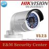 wholesale Free shipping Hikvision DS-2CD2032-I bullet Camera CCTV camera IP camera DS-2CD2032-I