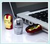 2014 Hot Avengers Pendrive Iron Man USB flash drive 8GB 16GB 32GB 64GB USB 2.0 Flash Memory Stick Drive pen drive