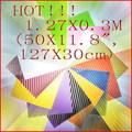 10PC/LOT 127X30CM 3D carbon fiber vinyl film/ carbon fibre sticker (50X11.8)--13 color option FREESHIPPING car sticker wrap