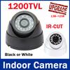"1/3"" 1200TVL 24 IR Leds Dome camera SONY IMX238 sensor (138 upgrade 238)+ FH 8520 DSP with IR-CUT Filter Indoor CCTV Camera"
