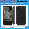 Original Lenovo A269 * A269i moblie 3.5 Inch MTK6572 android 2.3 3G WiFi Smart phone