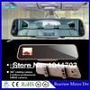 2.7 1920*1080P Car DVR Camera  Mirror Full HD 162 Ultra-Wide Angle Degree View Rear Camera Gsensor And IR Night Vision