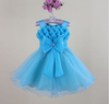 New Arrival Kids Girl dress Cute girl princess Wedding party Dress children dress for girl 3-8 Years Evening Dresses
