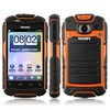 Original Discovery V5: Waterproof, Shockproof, Dustproof, Dual SIM, Capacitive Multi-Touch Screen, Android Phone, Smartphone