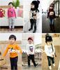 2014 new kids clothes boys girls unisex t shirt Multicolor optional Children clothing t shirts 100% cotton children's t-shirt