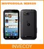 MB525 Original Unlocked Motorola MB525 Cell Phone Wifi 5.0MP ROM 2G 3G WCDMA Refurbished one year warranty
