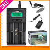 Soshine H2 Universal LCD Display Intelligent Smart Battery Charger for Li-ion 26650 18650 Ni-MH AA AAA LiFePO4 16340 Battery