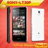Original Sony Xperia T LT30p LT30 Dual-core Android 16GB+1GB Storage 13MP 1080P Camera GPS WiFi 4.6inch HFD refurbished Mobile