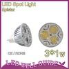 1pcs MR16 led bulb high power led lamp 3W 4W 6W 9W new 2015 12V led spotlight warm white cold white energy saving lamps