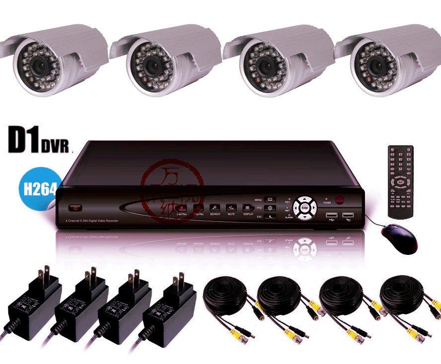 Wireless Video Surveillance Kits