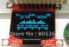 Free shipping 0.96 inch blue 128x64 oled display module LM096- 128064 oled module lcd led display module oled screen