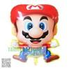 Free shipping helium balloon foil balloons 50pcs/Lot Mario balloon for kid's toys