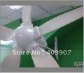 600W wind generator,2.5m/s start-up wind speed 5blades 21kg